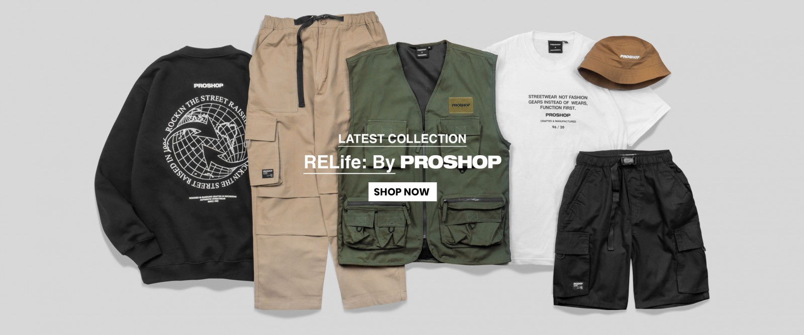 LATEST COLLECTION RELIFE